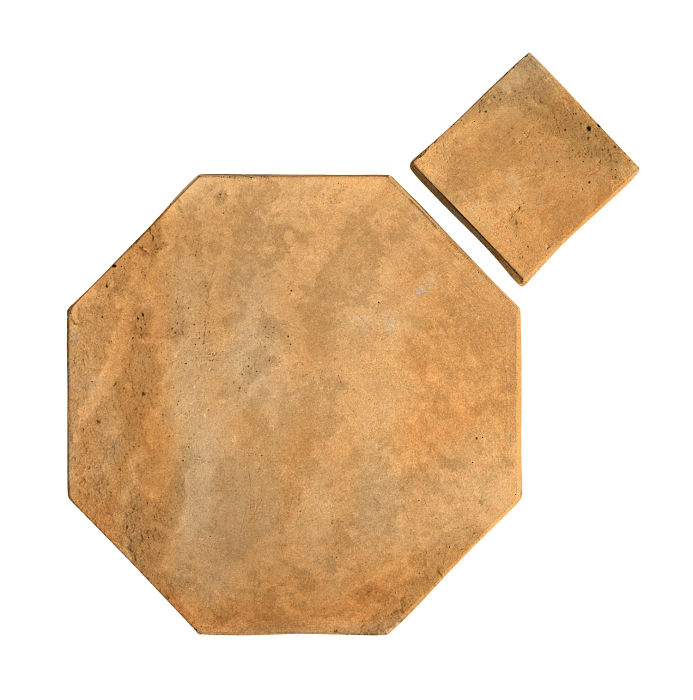 12x12 Artillo Octagon Set Sonora Sunset Limestone