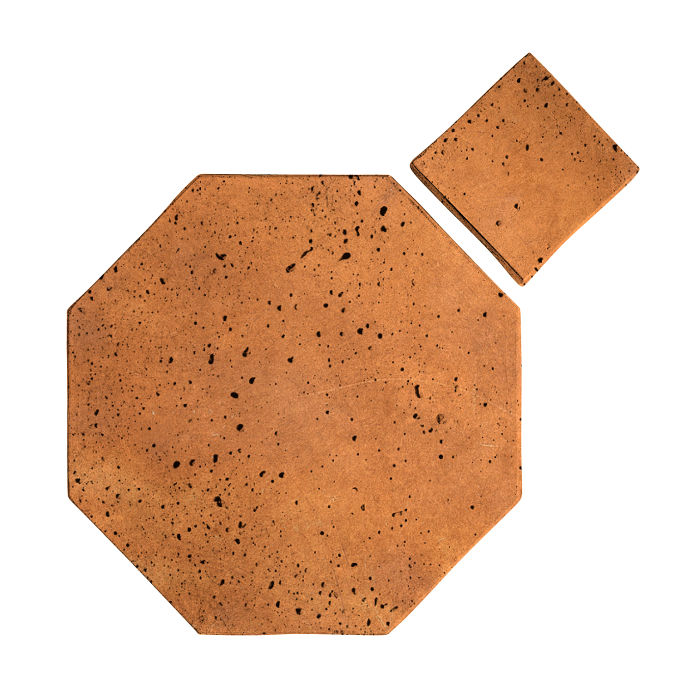8x8 Artillo Octagon Set Artillo Cafe Travertine