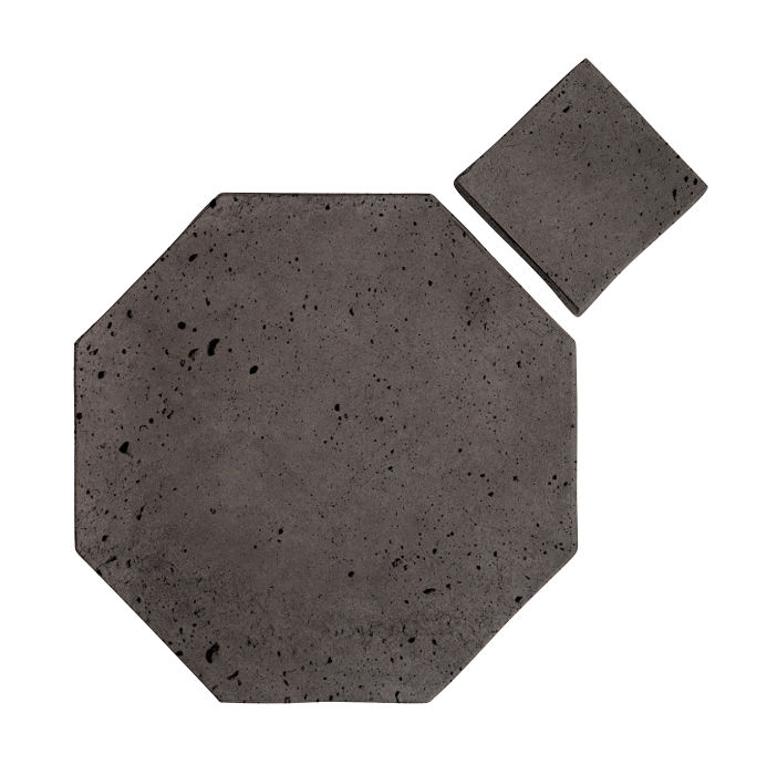8x8 Artillo Octagon Set Charcoal Luna