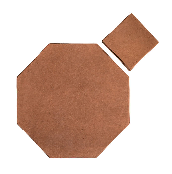 8x8 Artillo Octagon Set Cotto Gold