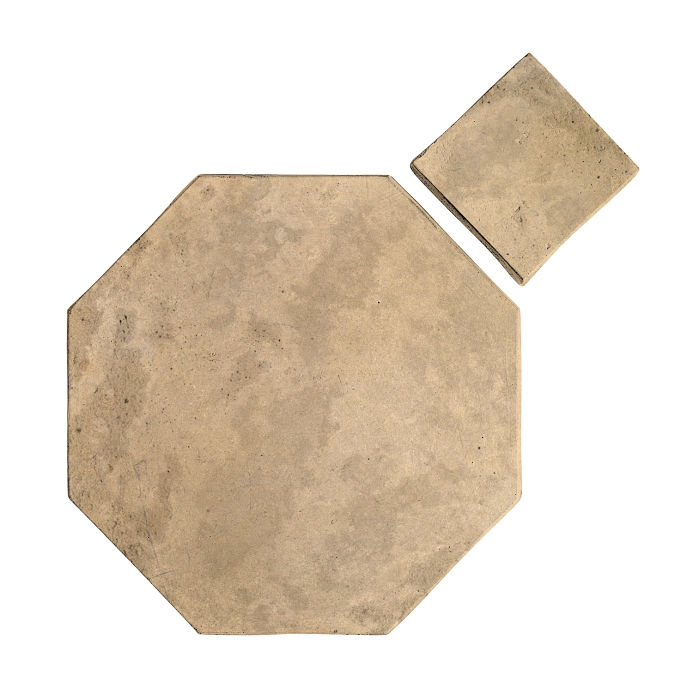 8x8 Artillo Octagon Set Hacienda Limestone