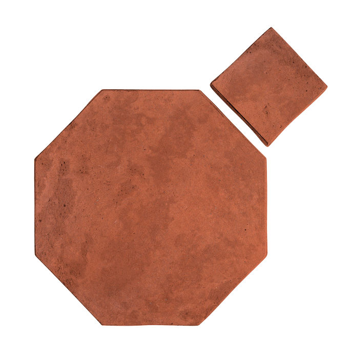 8x8 Artillo Octagon Set Mission Red Limestone