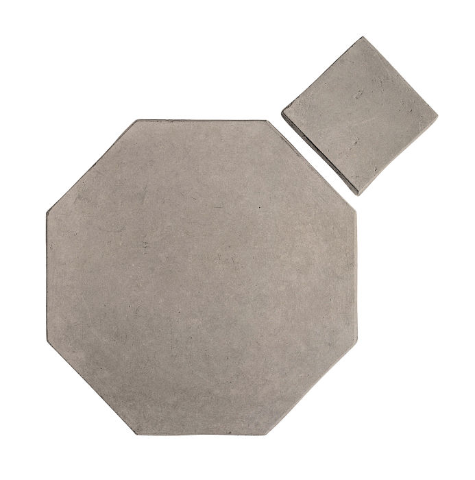 8x8 Artillo Octagon Set Natural Gray