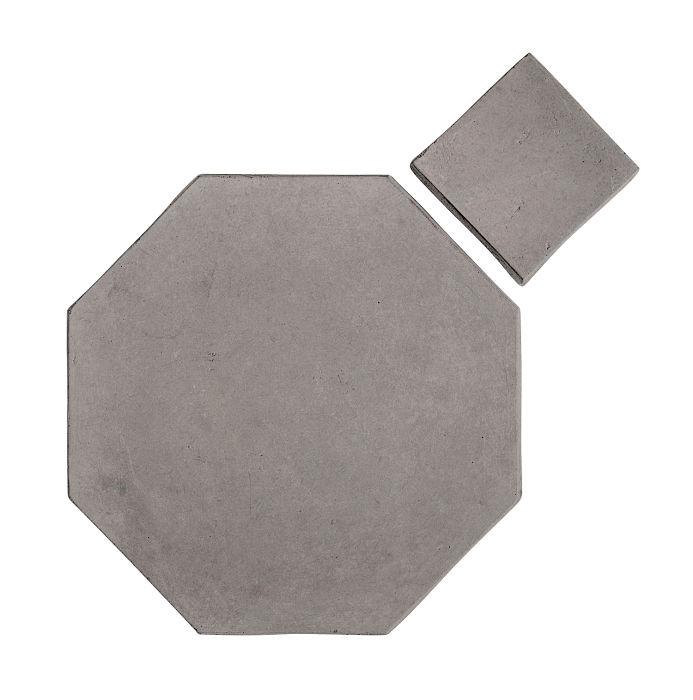 8x8 Artillo Octagon Set Sidewalk Gray