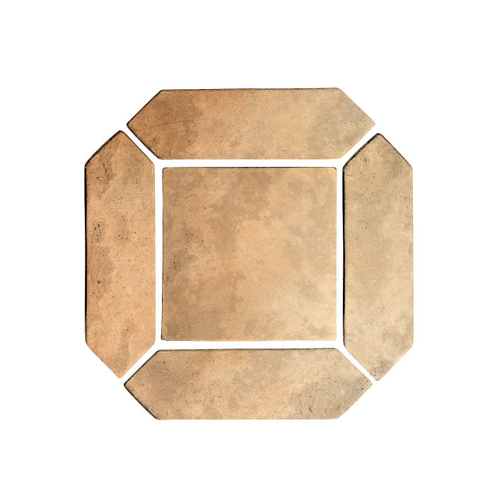 3x11 Artillo Picket Set Hacienda Flash Limestone