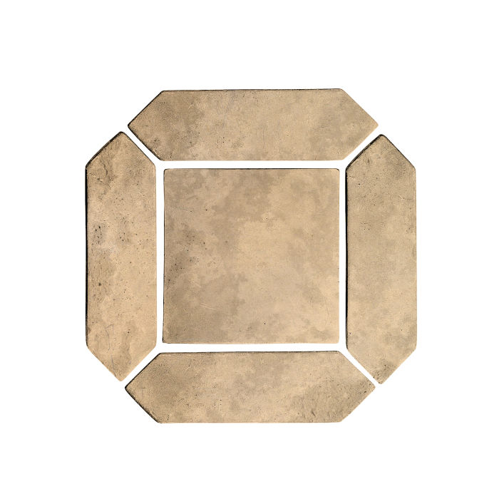 3x11 Artillo Picket Set Hacienda Limestone