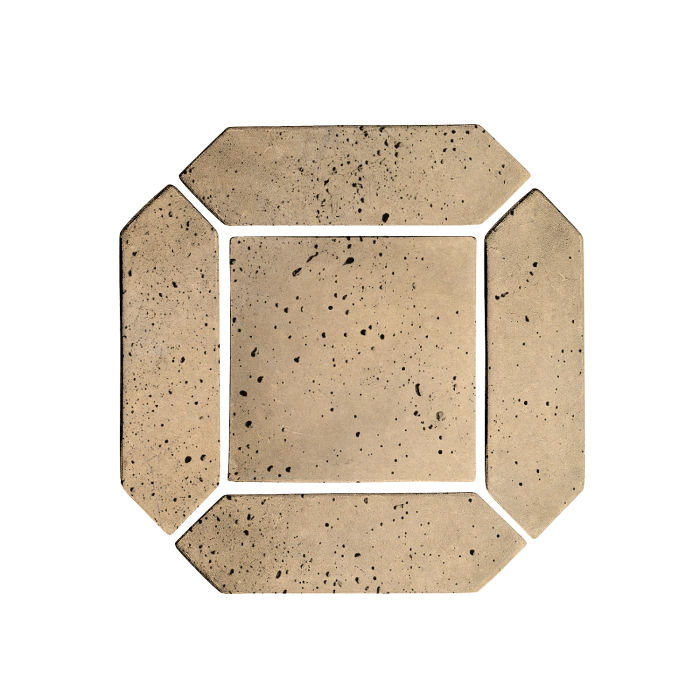 3x11 Artillo Picket Set Hacienda Travertine