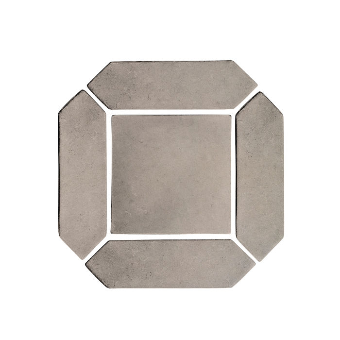 3x11 Artillo Picket Set Natural Gray