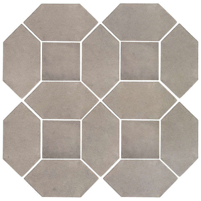 4x8 Artillo Picket Set Natural Gray