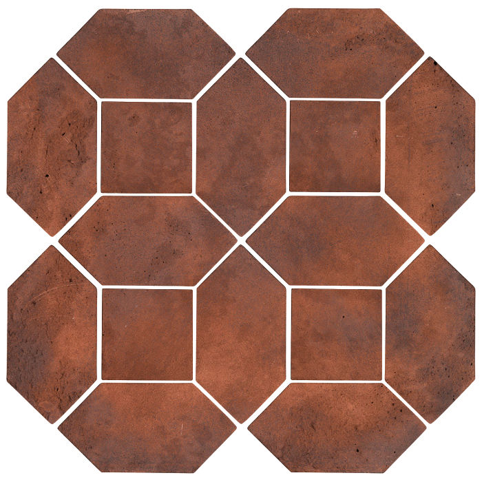 4x8 Artillo Picket Set Red Flash Limestone