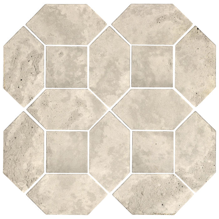 4x8 Artillo Picket Set Rice Limestone