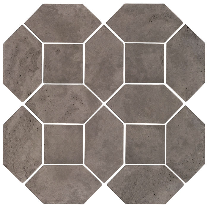 4x8 Artillo Picket Set Smoke Limestone