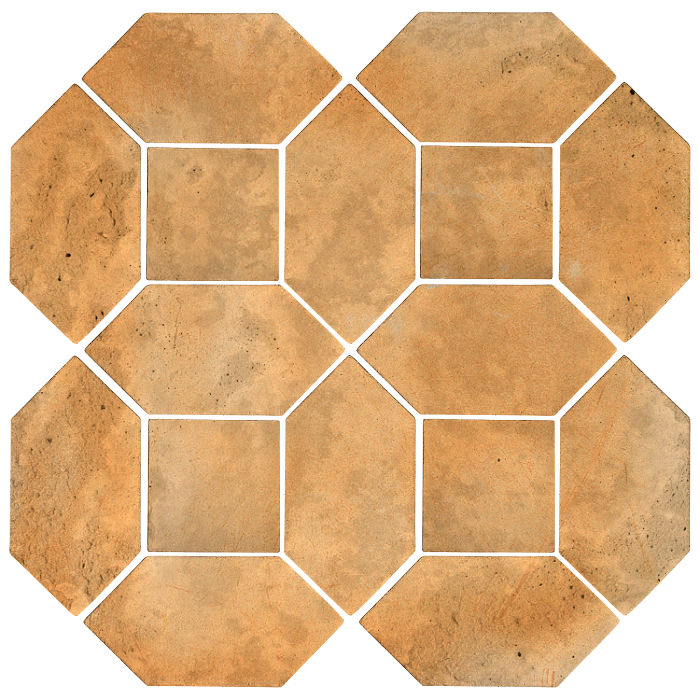 4x8 Artillo Picket Set Sonora Sunset Limestone