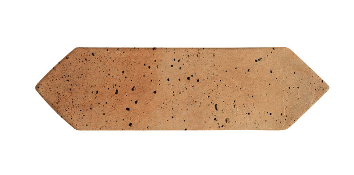 3x11 Picket Cafe Olay Travertine