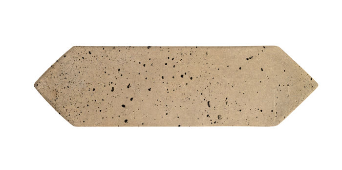 3x11 Picket Hacienda Travertine