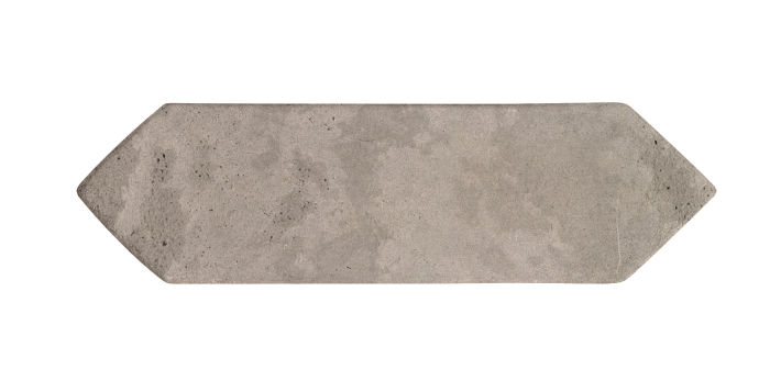 3x11 Picket Natural Gray Limestone