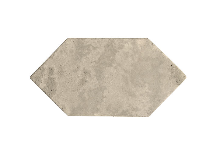 4x8 Picket Early Gray Limestone