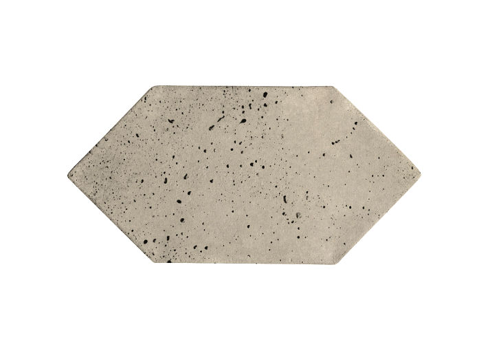4x8 Picket Early Gray Travertine
