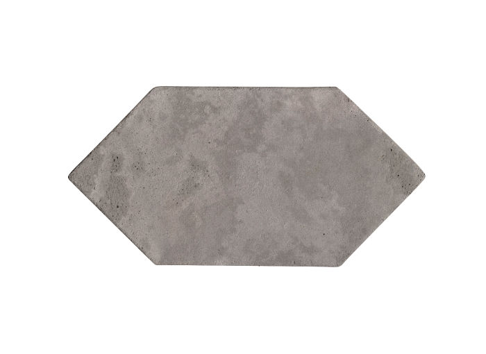 4x8 Picket Sidewalk Gray Limestone