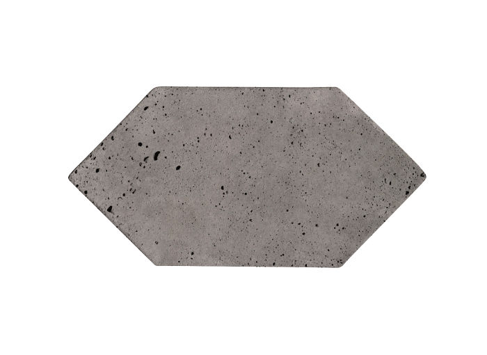 4x8 Picket Sidewalk Gray Luna