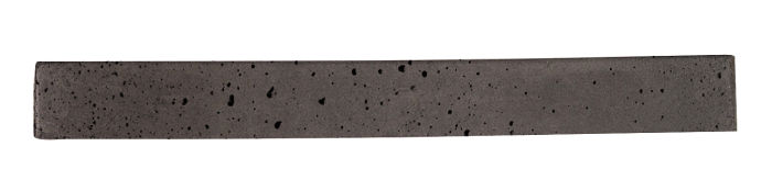1x9 Artillo Charcoal Travertine