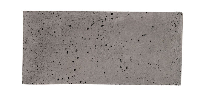 2x4 Artillo Sidewalk Gray Travertine