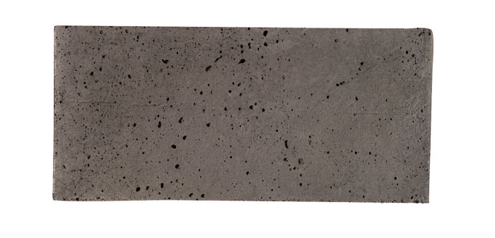 2x4 Artillo Smoke Travertine