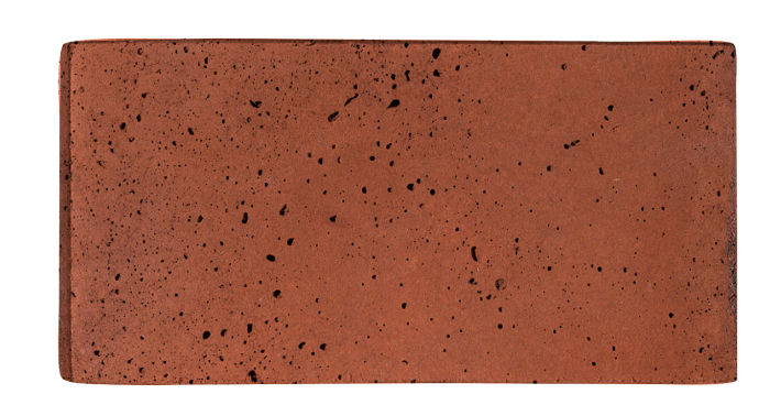 3x6 Artillo Mission Red Travertine
