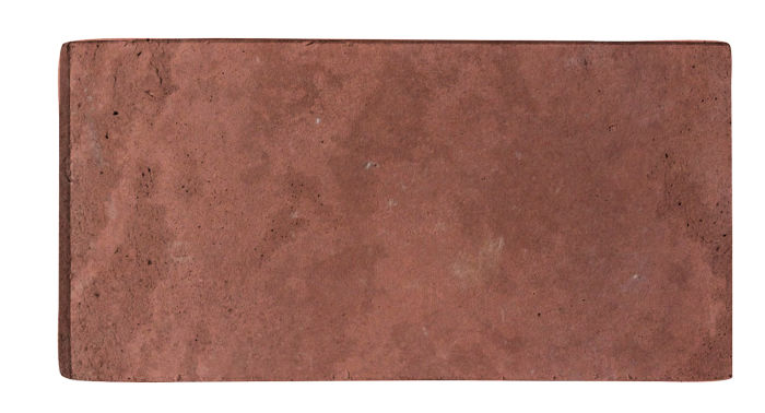 3x6 Artillo Spanish Inn Red Limestone