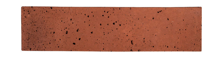 4x12 Artillo Mission Red Travertine