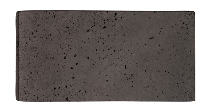 4x8 Artillo Charcoal Travertine