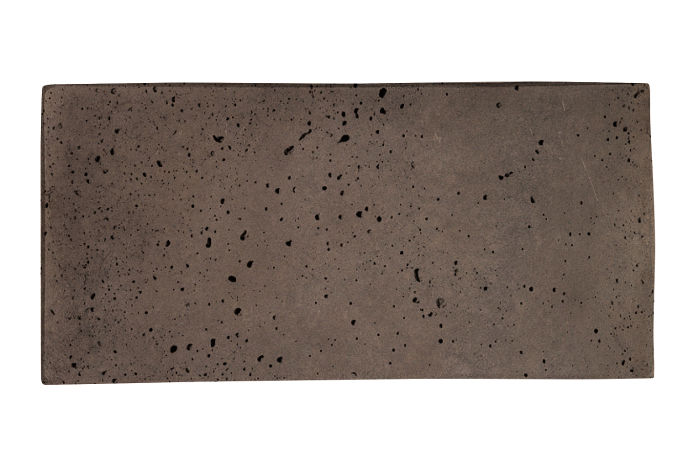 6x12 Artillo Charley Brown Travertine