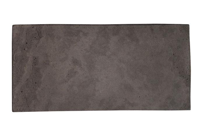 6x12 Artillo Charcoal Limestone