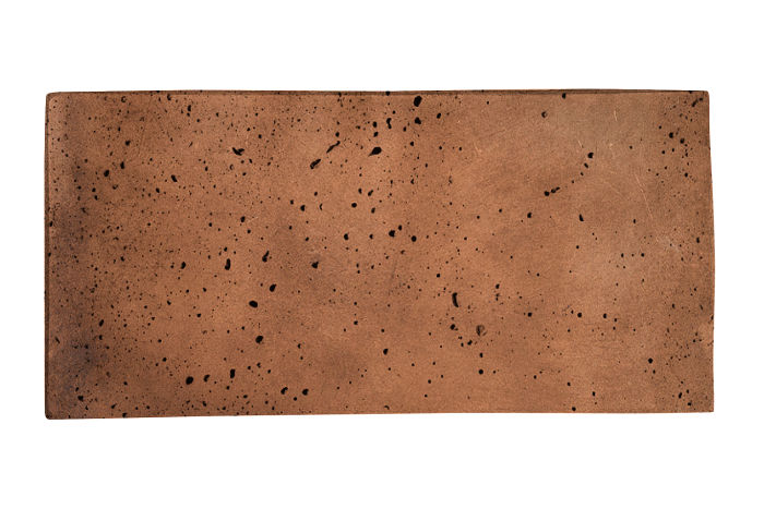 6x12 Artillo Cotto Dark Travertine