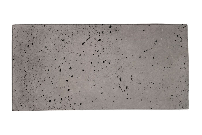 6x12 Artillo Sidewalk Gray Travertine