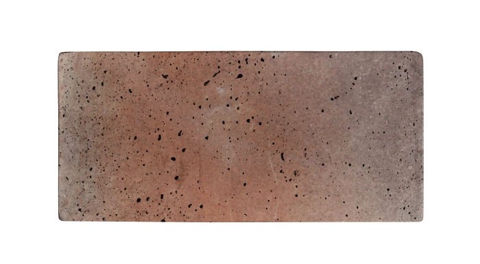 8x12 Artillo Beachwood Flash Travertine