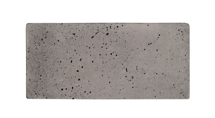 8x12 Artillo Sidewalk Gray Travertine