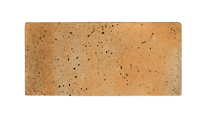 8x12 Artillo Sonora Sunset Travertine