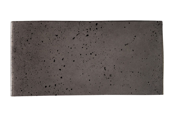 8x16 Artillo Charcoal Travertine
