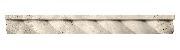 ART-ROPESTEPMOULD-2X16-RICE-LIME