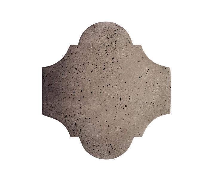 12x13 San Felipe Antik Gray Travertine