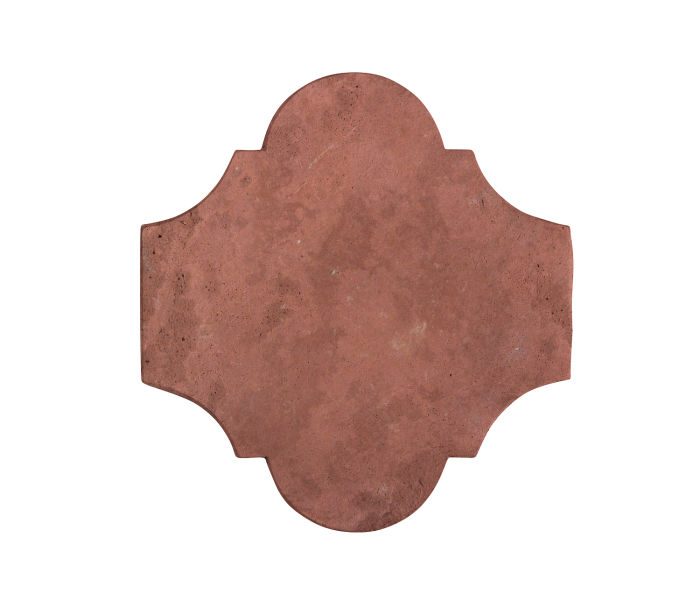 12x13 San Felipe Spanish Inn Red Limestone