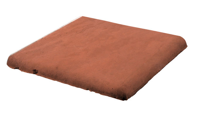16x16 Artillo SBN Corner Mission Red Limestone
