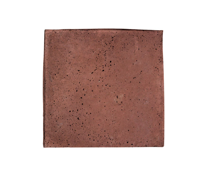 10x10 Artillo Spanish Inn Red Travertine