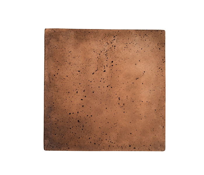 16x16 Artillo Cotto Dark Travertine
