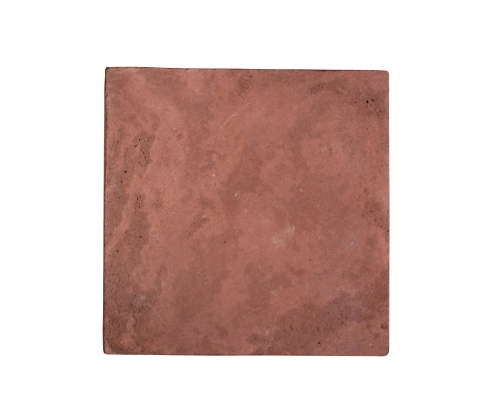 16x16 Artillo Spanish Inn Red Limestone