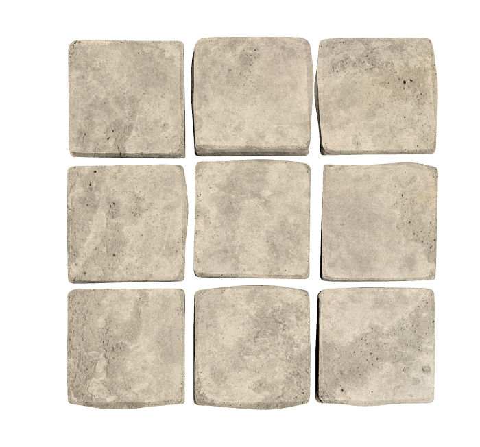 2x2 Artillo Early Gray Limestone