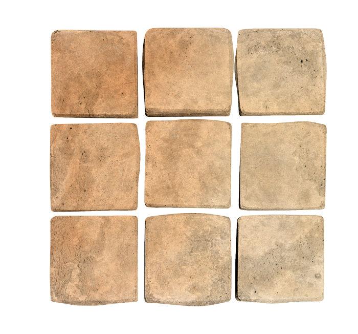 2x2 Artillo Hacienda Flash Limestone