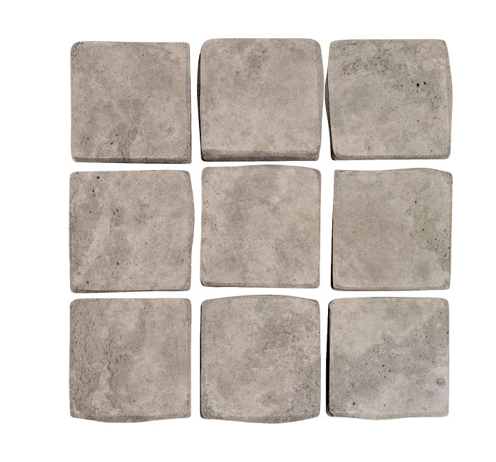 2x2 Artillo Natural Gray Limestone