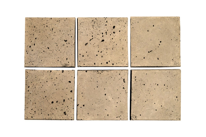3.5x3.5 Artillo Hacienda Travertine